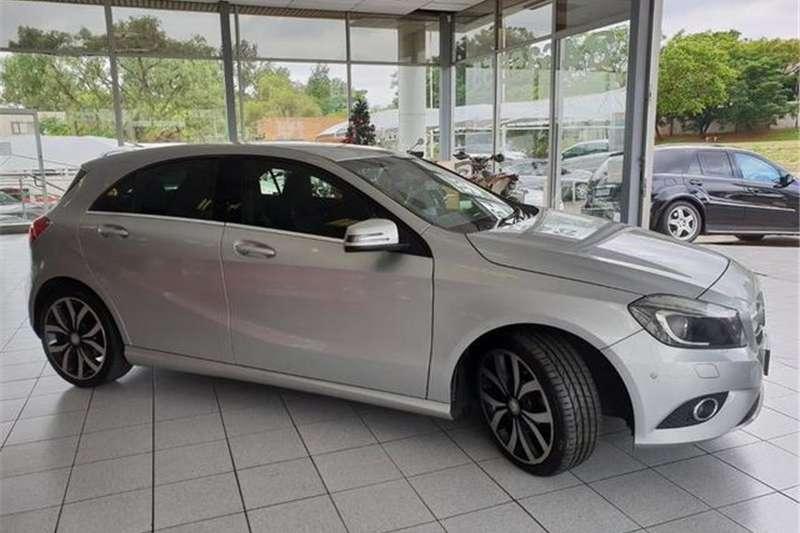 Mercedes Benz A Class A200 auto 2014
