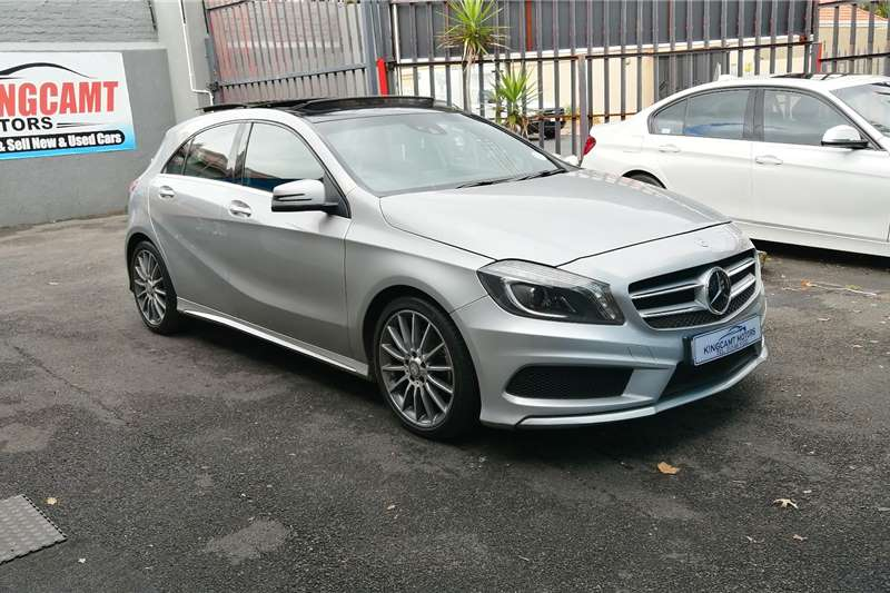 Used 2015 Mercedes Benz A Class A200 auto