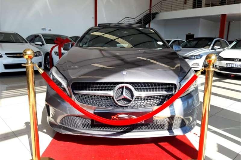 Mercedes Benz A Class A200 auto 2017