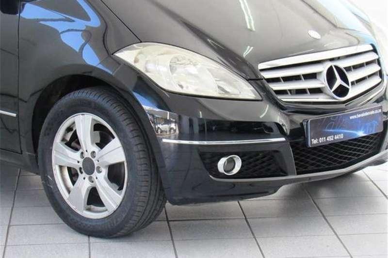 Mercedes Benz A Class A200 Avantgarde auto 2008