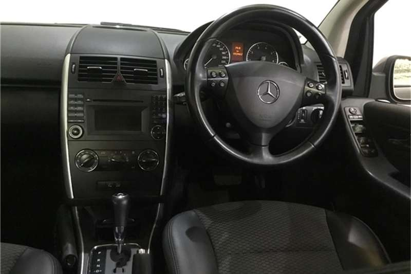 Mercedes Benz A Class A200 Avantgarde auto 2012