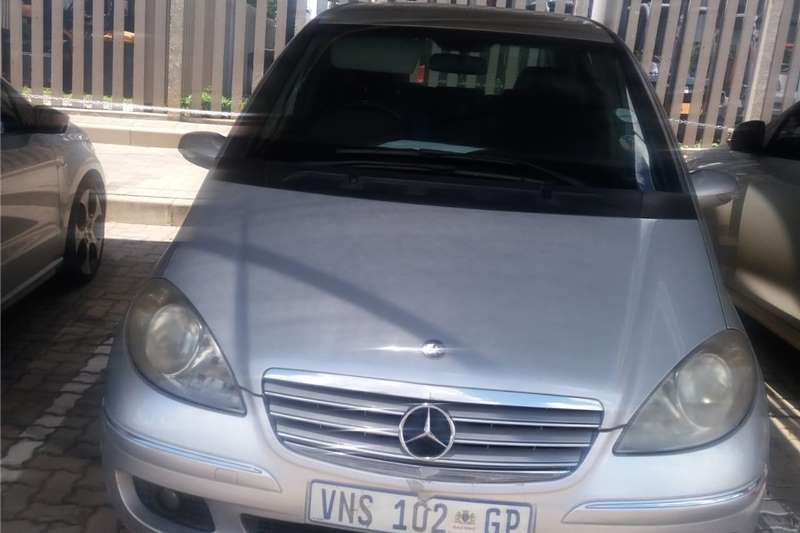 Used 2007 Mercedes Benz A Class