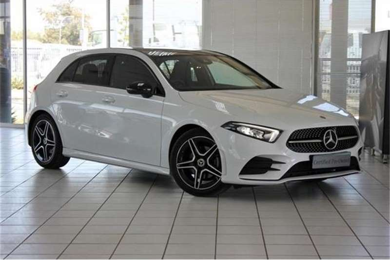 Mercedes Benz A Class A200 Hatch AMG Line 2019