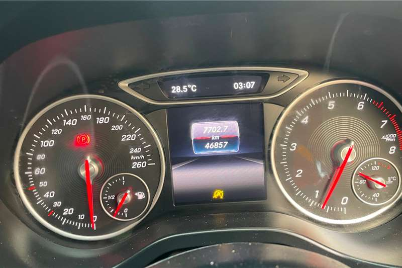 Used 2017 Mercedes Benz A Class A200 Style