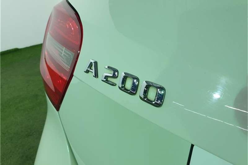 Mercedes Benz A Class A200 Style auto 2015