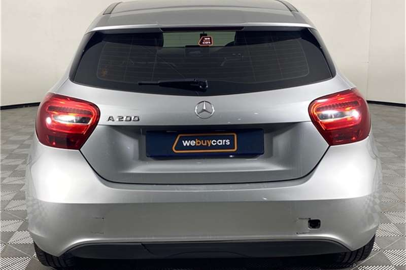 Used 2017 Mercedes Benz A Class A200 Style auto