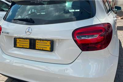 Used 2018 Mercedes Benz A Class A200 Style auto