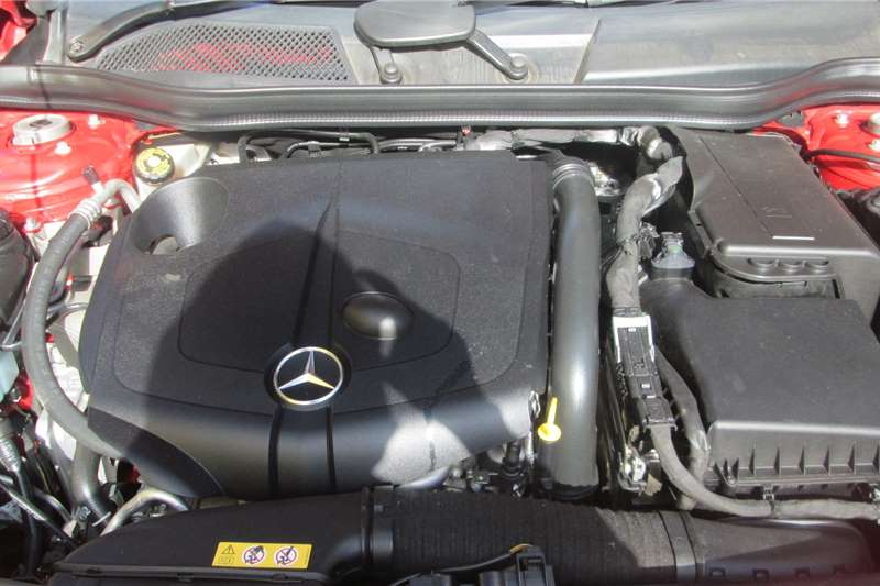 Used 2014 Mercedes Benz A Class A200CDI auto