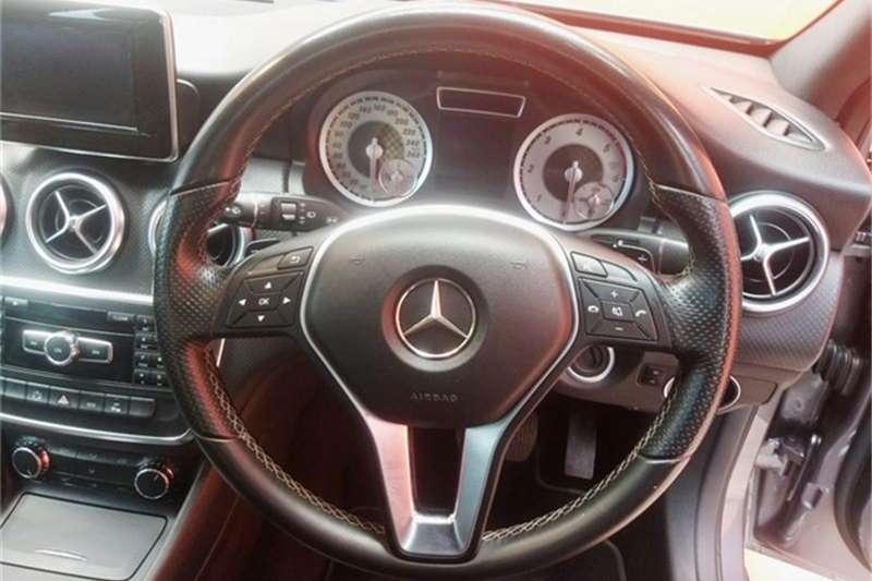 Mercedes Benz A Class A200CDI auto 2015