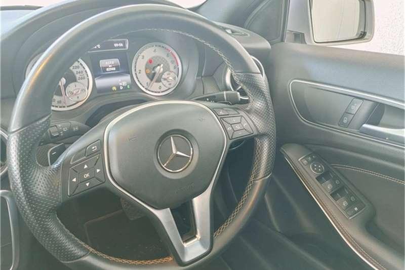 Used 2015 Mercedes Benz A Class A200CDI auto