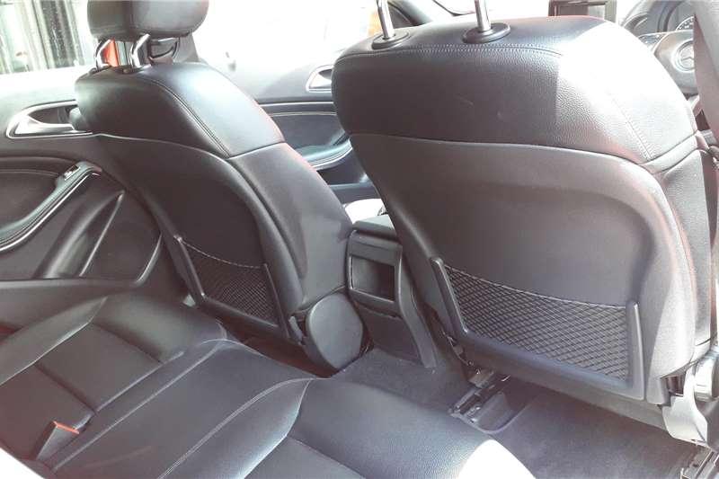 Mercedes Benz A Class A200d AMG Line auto 2014