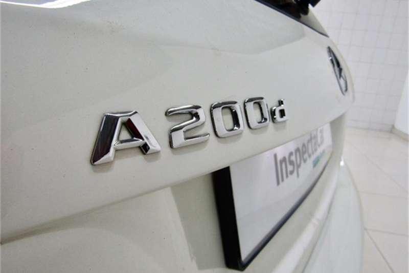 Mercedes Benz A Class A200d AMG Line auto 2016