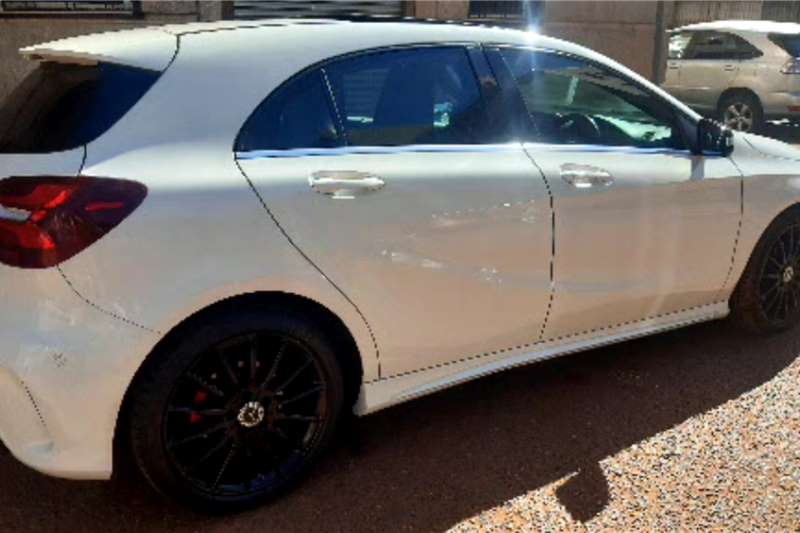 Used 2016 Mercedes Benz A Class A200d AMG Line auto