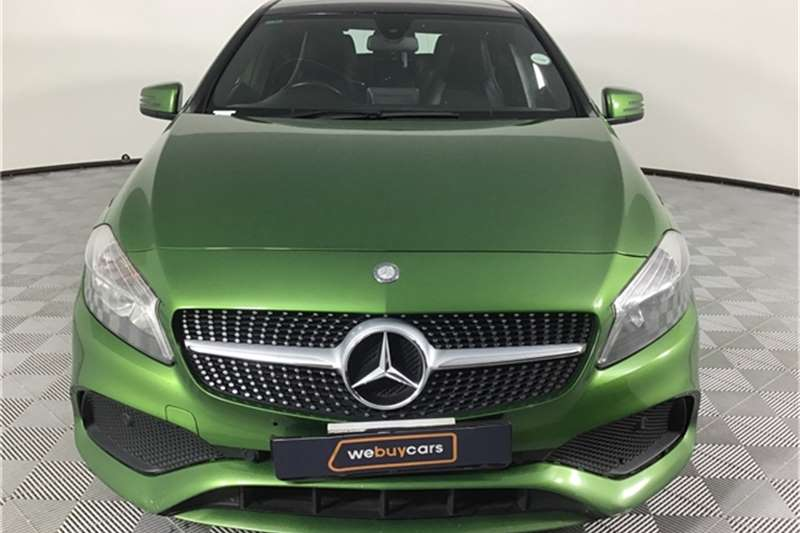 2016 Mercedes Benz A Class A200d AMG Line auto
