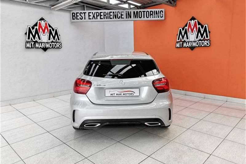 Used 2017 Mercedes Benz A Class A200d AMG Line auto