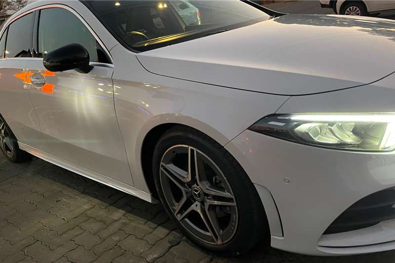 Used 2020 Mercedes Benz A Class A200d AMG Line auto