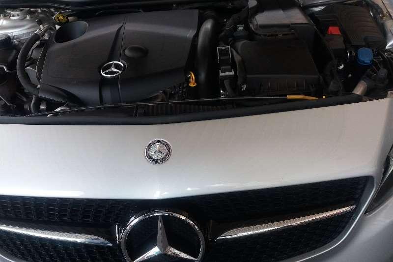Mercedes Benz A Class A200d Style auto 2016