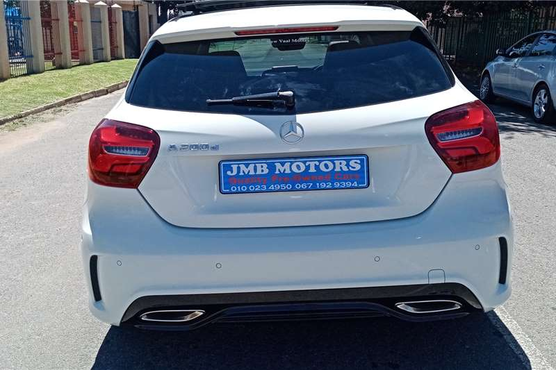 Used 2016 Mercedes Benz A Class A200d Style auto