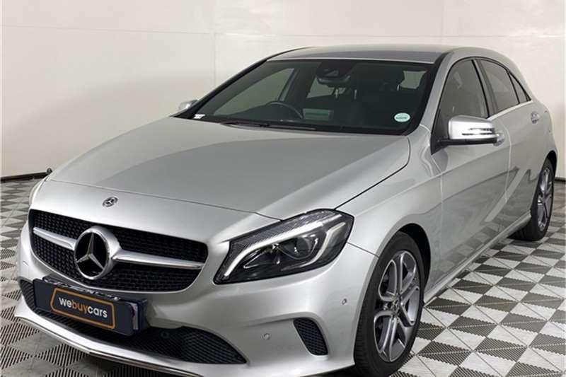 2018 Mercedes Benz A Class A200d Style auto