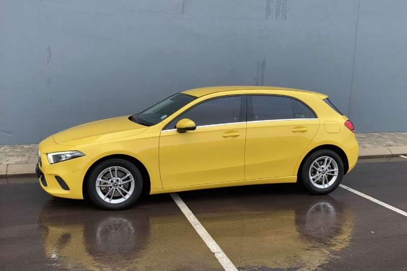 Used 2020 Mercedes Benz A Class A200d Style auto