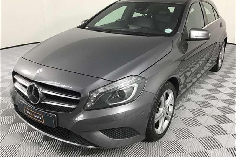 Mercedes Benz A Class A220CDI 2014