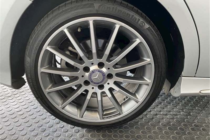 Used 2016 Mercedes Benz A Class A220d AMG Line