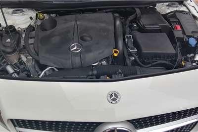 Mercedes Benz A Class A220d AMG Line 2018