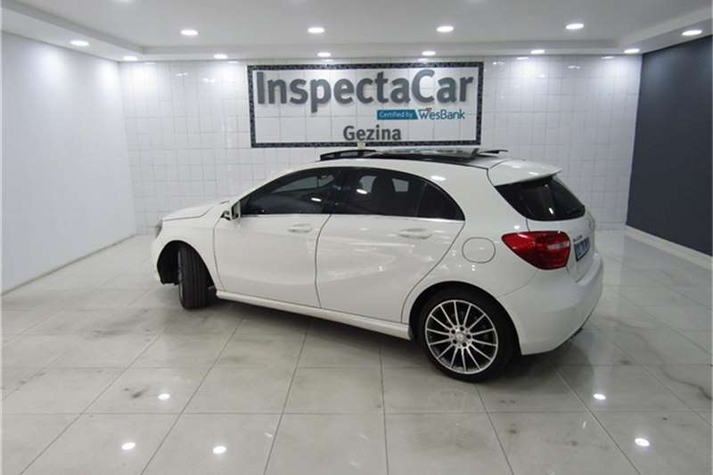 Used 2015 Mercedes Benz A Class A220d Style
