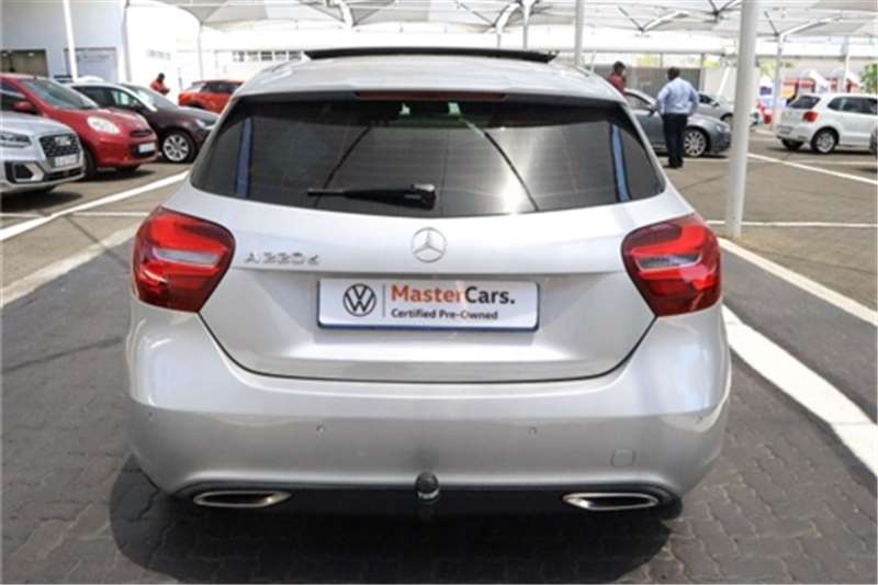 Used 2017 Mercedes Benz A Class A220d Style