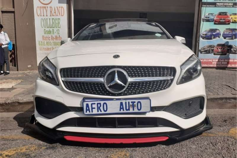 Used 2018 Mercedes Benz A Class A220d Style