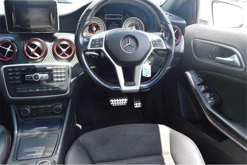 Mercedes Benz A Class A250 Sport 2013