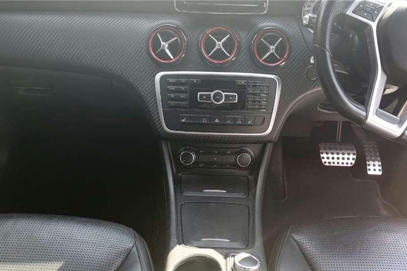 2013 Mercedes Benz A Class A250 Sport