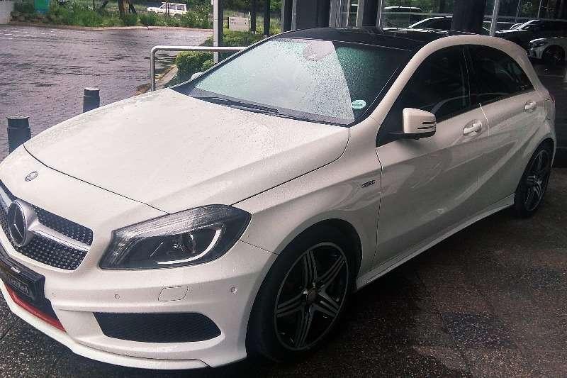 Mercedes Benz A Class A250 Sport 2015