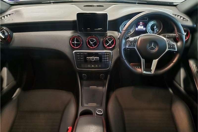 Used 2015 Mercedes Benz A Class A250 Sport