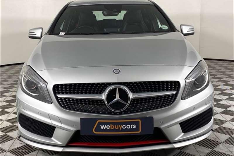 2015 Mercedes Benz A Class A250 Sport