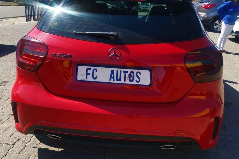 Used 2016 Mercedes Benz A Class A250 Sport
