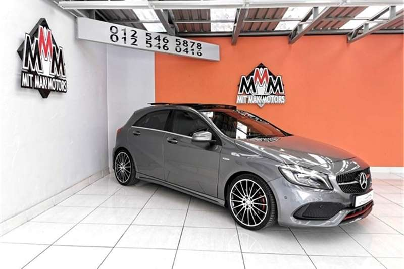 Mercedes Benz A Class A250 Sport 2017