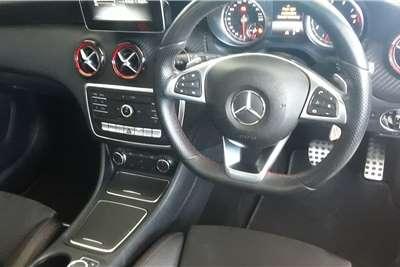 2017 Mercedes Benz A Class A250 Sport