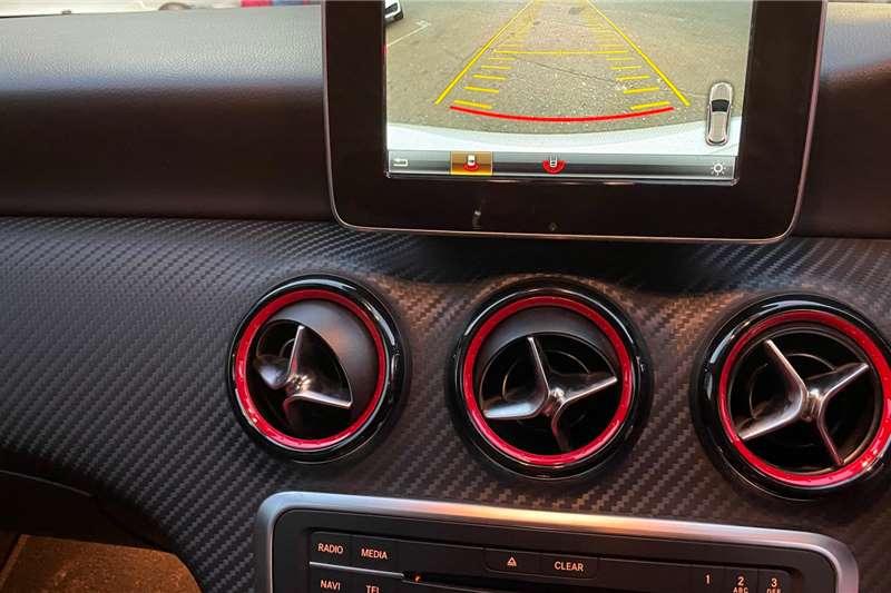 Used 2018 Mercedes Benz A Class A250 Sport