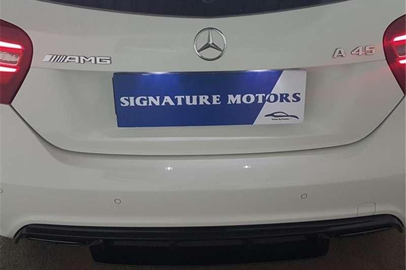 Mercedes Benz A Class A45 4Matic 2016