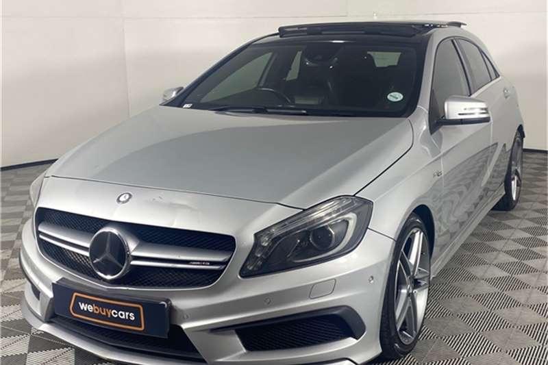 Used 2016 Mercedes Benz A Class A45 4Matic