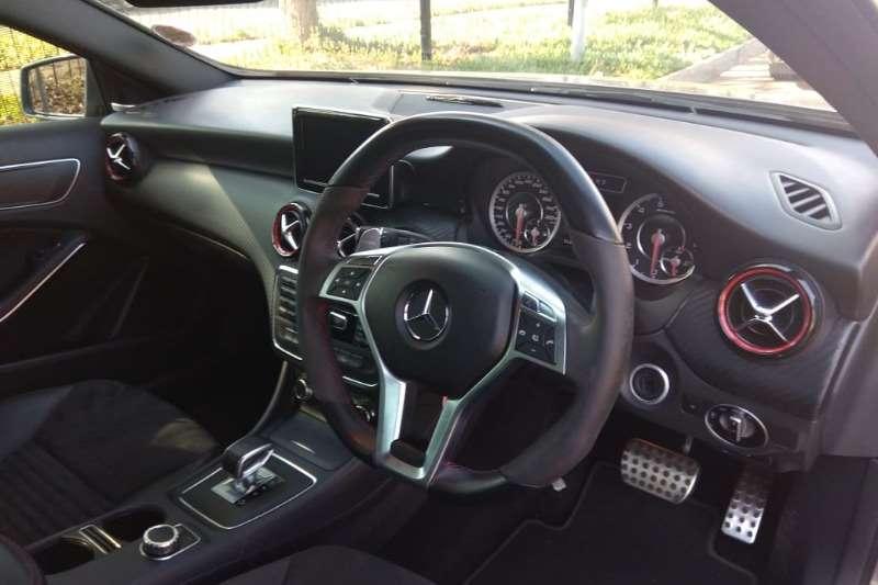 Mercedes Benz A Class A45 AMG 4Matic 2013