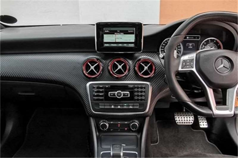 Used 2014 Mercedes Benz A Class A45 AMG 4Matic