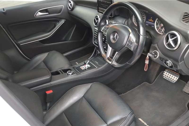 Mercedes Benz A Class A45 AMG 4Matic 2015