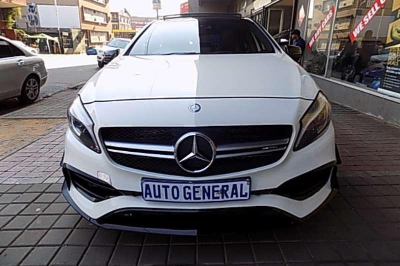 Mercedes Benz A Class A45 AMG 4Matic 2016