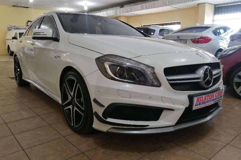 Used 2016 Mercedes Benz A Class A45 AMG 4Matic