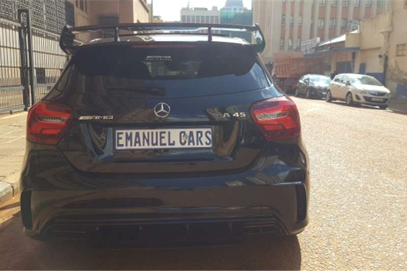 Used 2017 Mercedes Benz A Class A45 AMG 4Matic
