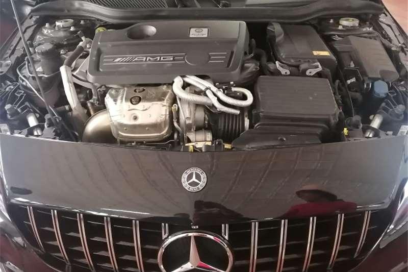 2017 Mercedes Benz A Class A45 AMG 4Matic
