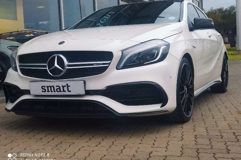 Used 2018 Mercedes Benz A Class A45 AMG 4Matic