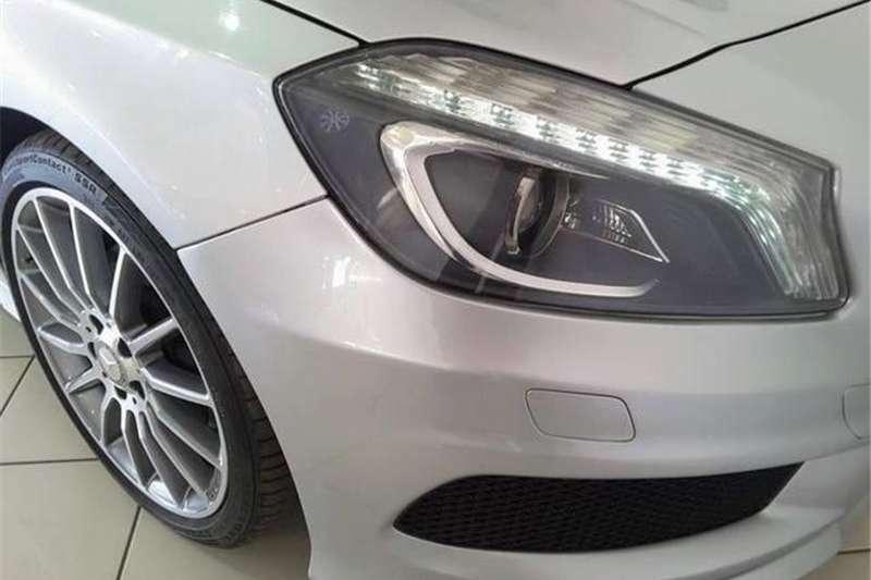 Mercedes Benz A Class AMG Sport auto 2013